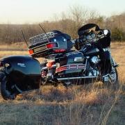 Harley with Unigo