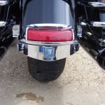 Harley Davidson Chrome 2009  HD FLH Hitch 1
