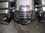 Harley Davidson Chrome 1995-2008 HD FLH Hitch