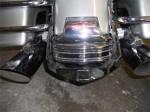 Harley Davidson Black 1995-2008 HD FLH Hitch