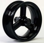 wheel black powder