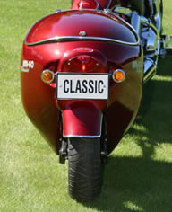 Classic Motorcycle Trailers